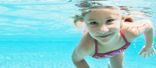 Summer Swim Lesson Tips