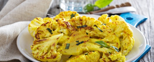 Cauliflower: It can be delicious!