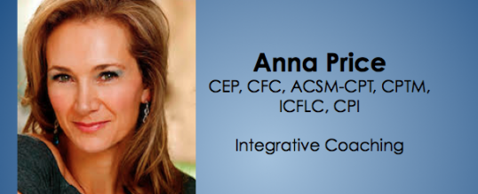Practitioner Highlight: Anna Price