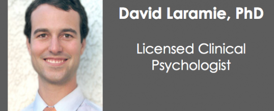 Physician Highlight: Dr. David Laramie