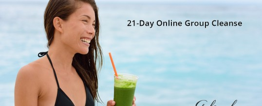 Group Cleanse Detox: Reset & Renew Yourself for 2016