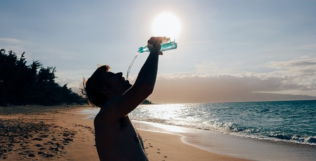 Drinking water while exercising | Akasha Center for Integrative Medicine