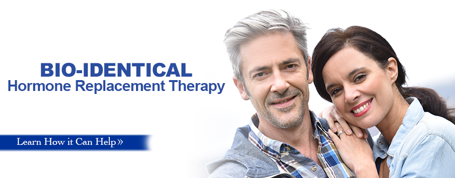 learn how bio-identical hormone replacement therapy can help you