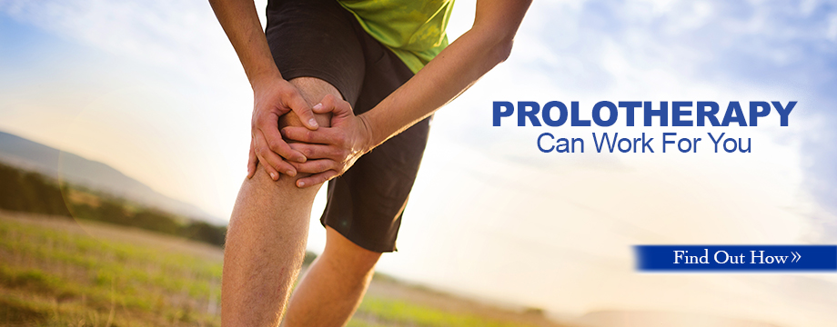 find Out How Prolotherapy Can Work For You