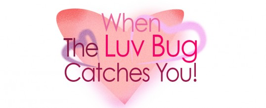 When the Luv Bug Catches You!