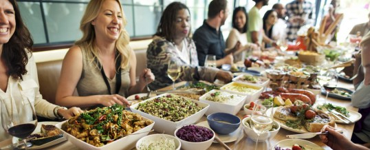 Food & Community – Why Eating Together Leads to Better Health