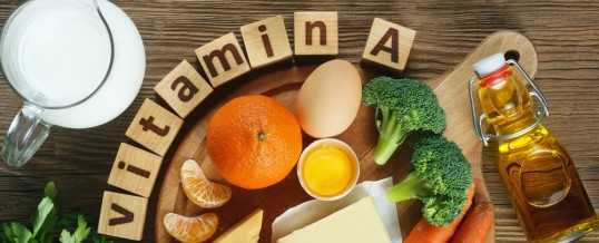 Nutrient of the Month: Secret to Glowing Skin? Vitamin A