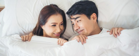 SEX! Can Make or Break a Relationship